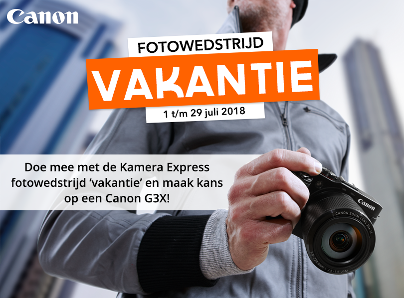 Kamera-express fotowedstrijd