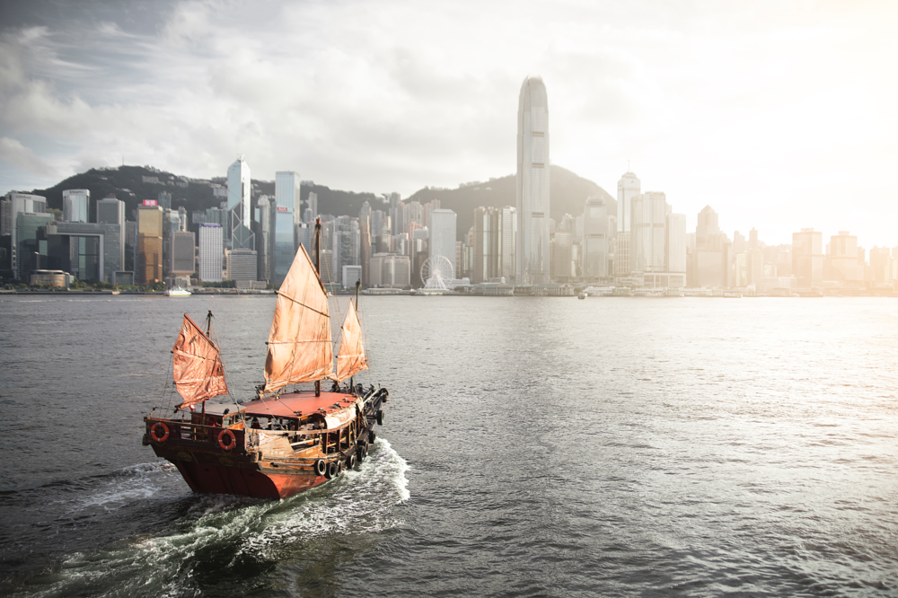 Dukling in Hong Kong