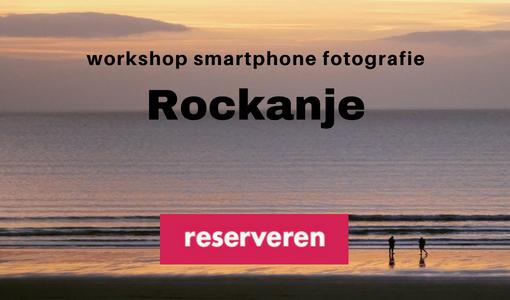 Workshop smartphone fotografie claireonline