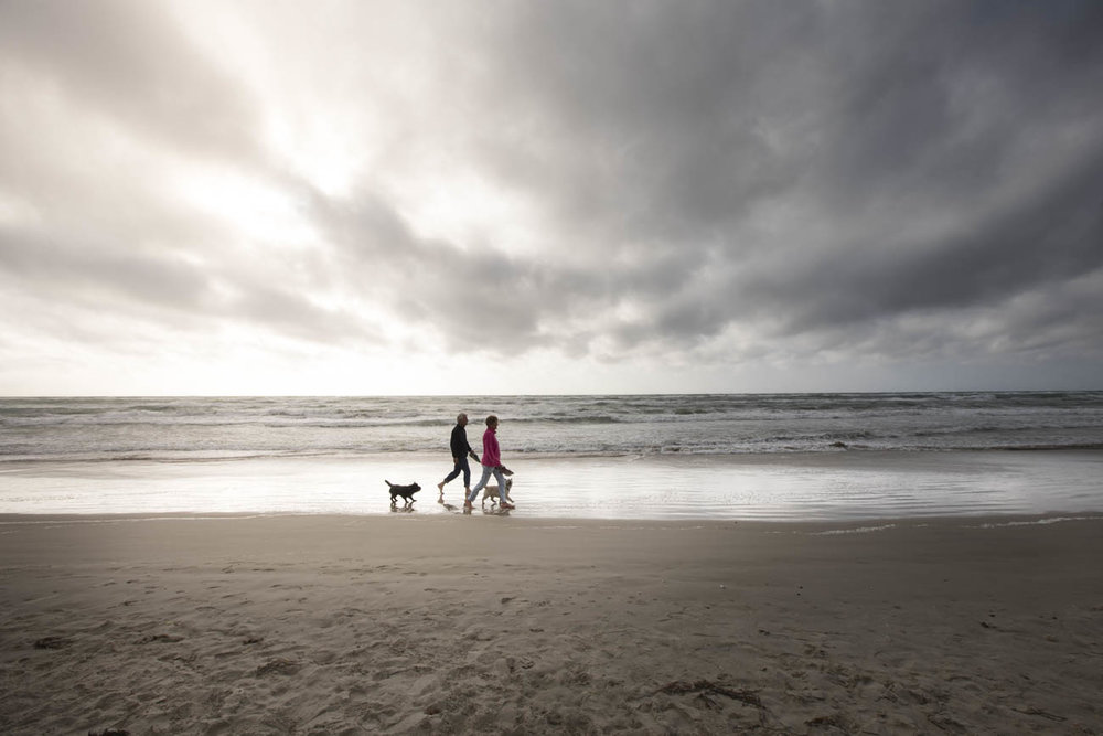 Tip: closeby you will find some really good walks and running routes, or go for a nice walk on the beach!