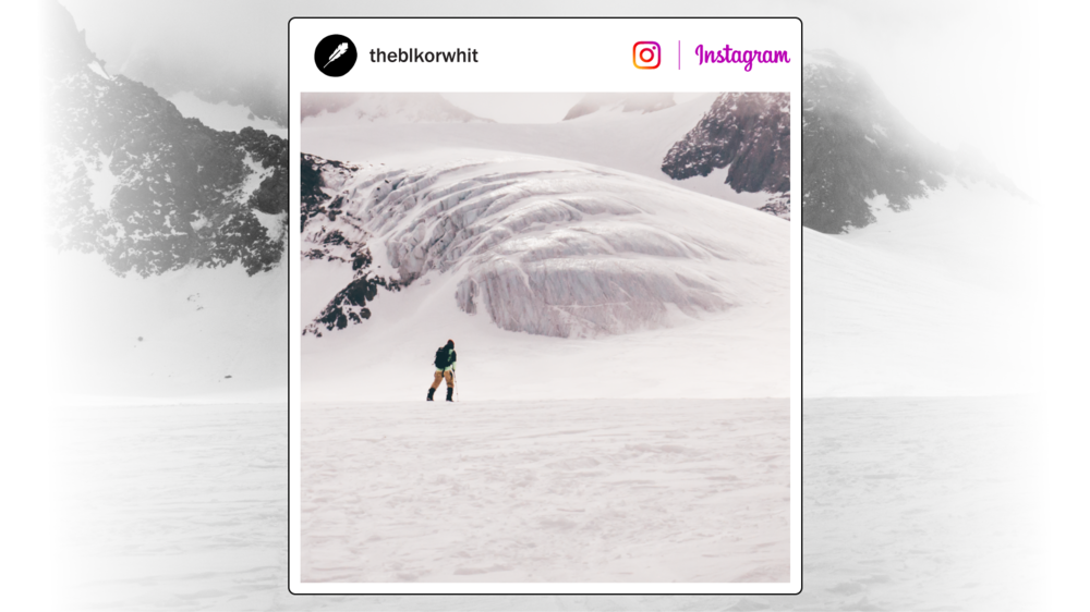 INSTAGRAM - Get our latest work right in your pocket for your daily doses of action sport, travel porn and wanderlust.