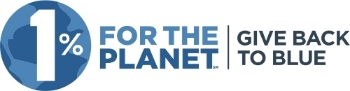 Proud to be a member of 1% FOR THE PLANET