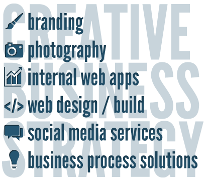 Bold Hive specializes in branding, photography, internal web apps, website design / build, social media services and business process solutions.