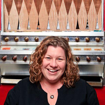 Beth Dekker - Shopkeeper Igloo Letterpress