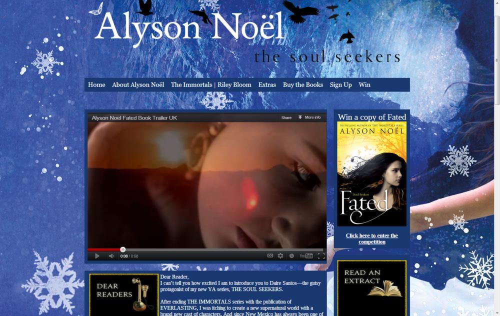 The Soul Seekers Series by Alyson Noel.png