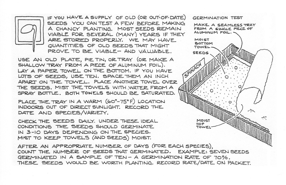 Excerpt from Fred Montague's  Gardening: An Ecological Approach . © 2009/2013