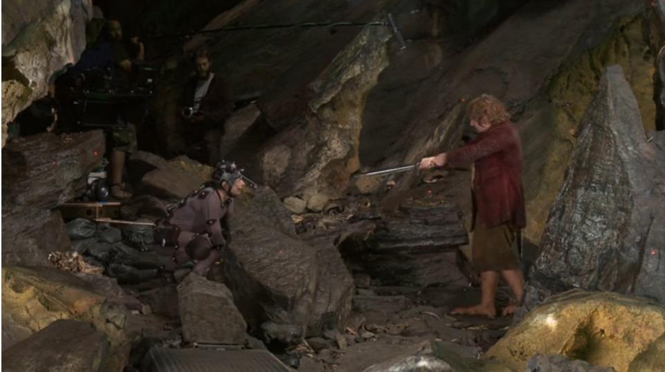 Andy Serkis as Gollum