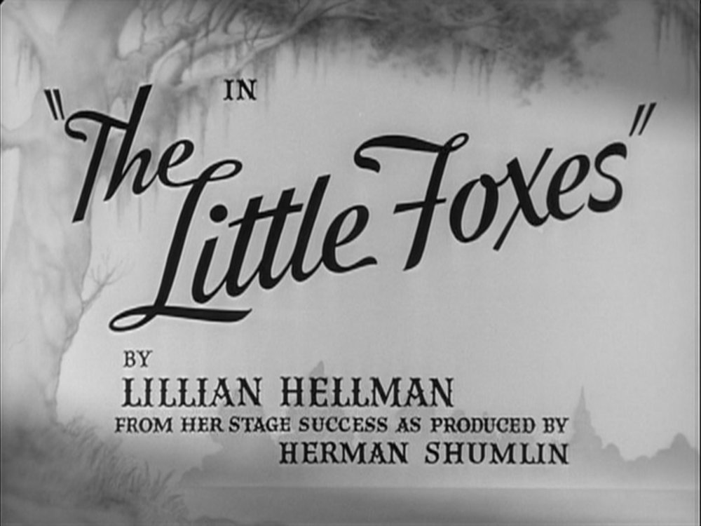 The Next Reel - The Little Foxes 1.jpg
