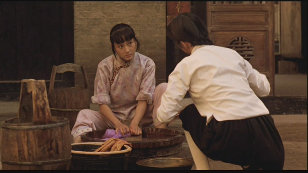 the real image of the feudalistic world in the film ju dou by zhang yimou Ju dou (1990) raise the red lantern (1991) the story of qiu ju (1992) to live (1993) shanghai triad (1995) on the internet page, i have put some addresses that have articles available about zhang yimou and his films.