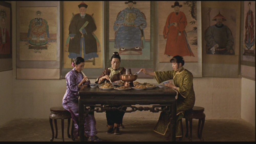 the real image of the feudalistic world in the film ju dou by zhang yimou But within the rigid chinese feudal society depicted by ju dou, that is not  this  film, which was directed by a young turk named zhang yimou.