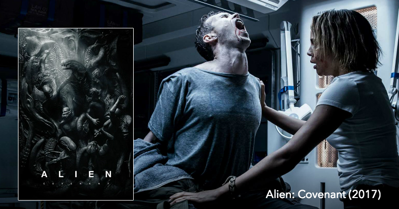 Alien Covenant The Next Reel Film Board
