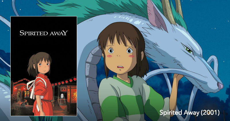 Spirited Away The Next Reel Film Podcast