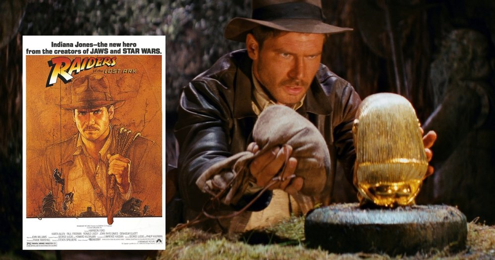 The Next Reel Raiders of the Lost Ark Episode 1