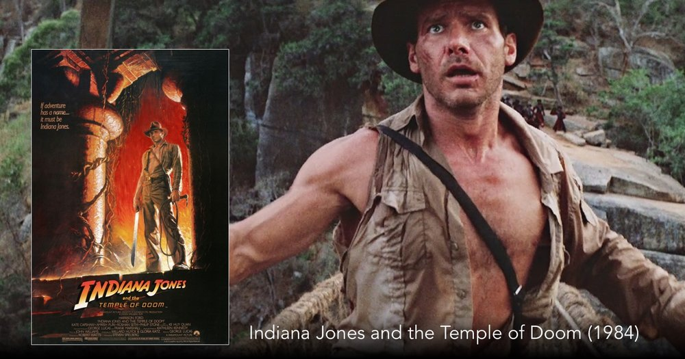 The Next Reel Indiana Jones and the Temple of Doom
