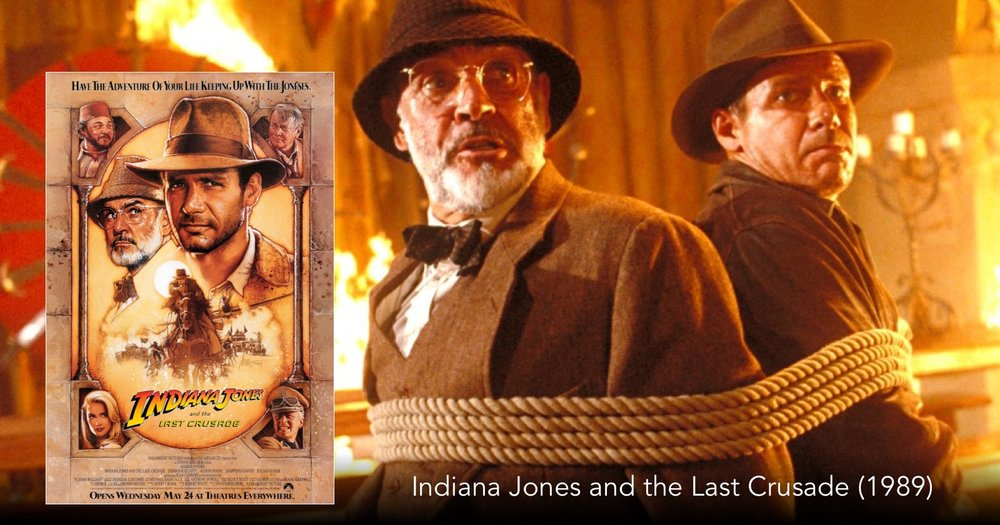 The Next Reel Indiana Jones and the Last Crusade