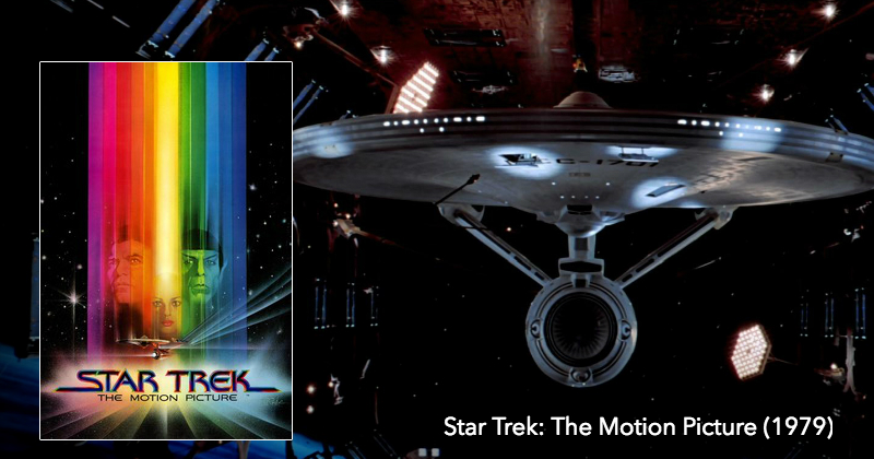 The Next Reel Podcast Star Trek The Motion Picture