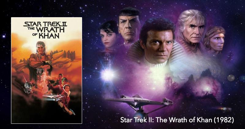The Next Reel Film Podcast Star Trek II The Wrath of Khan