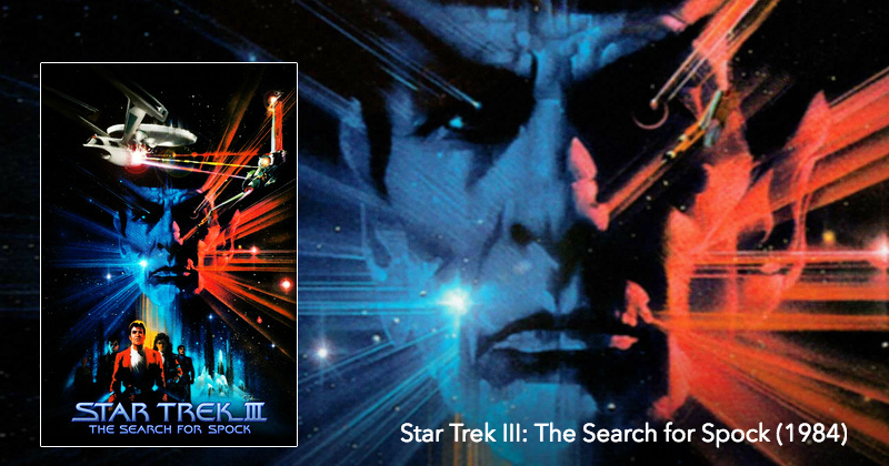 Star Trek The Search for Spock The Next Reel Film Podcast