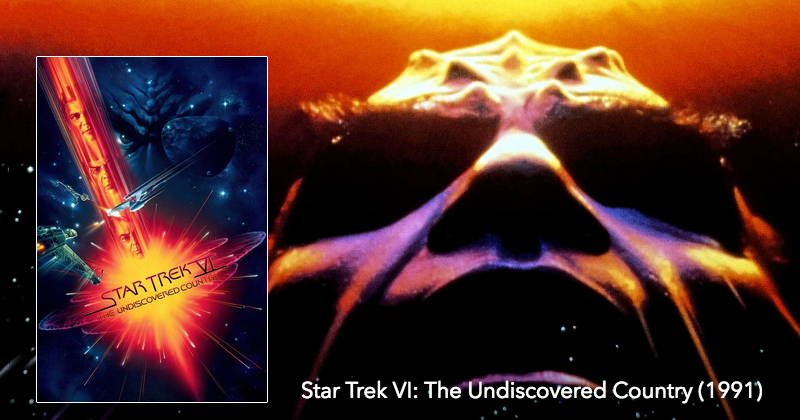 Listen to Star Trek VI: The Undiscovered Country on The Next Reel Film Podcast