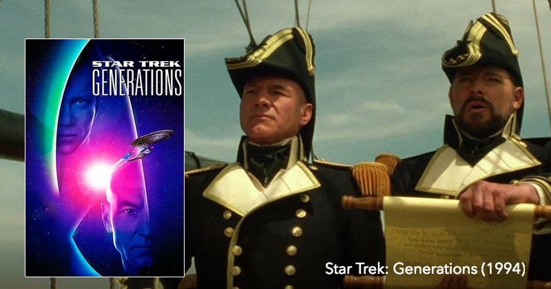 Listen to Star Trek: Generations on The Next Reel Film Podcast