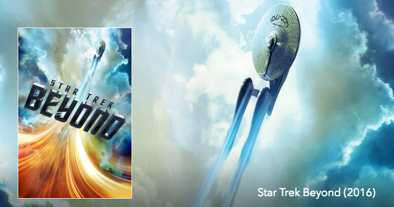 Listen to Star Trek Beyond on The Next Reel Film Podcast