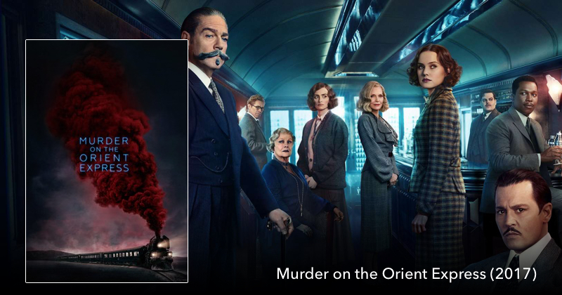 Listen to Murder on the Orient Express on The Next Reel Film Podcast