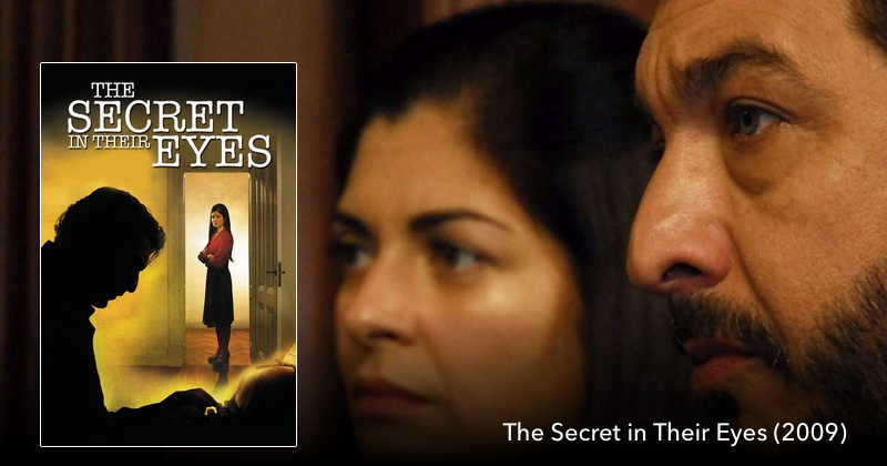 Listen to The Secret in Their Eyes on The Next Reel Film Podcast