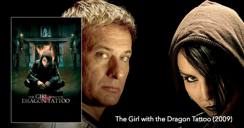 Listen to The Girl With The Dragon Tattoo on The Next Reel Film Podcast