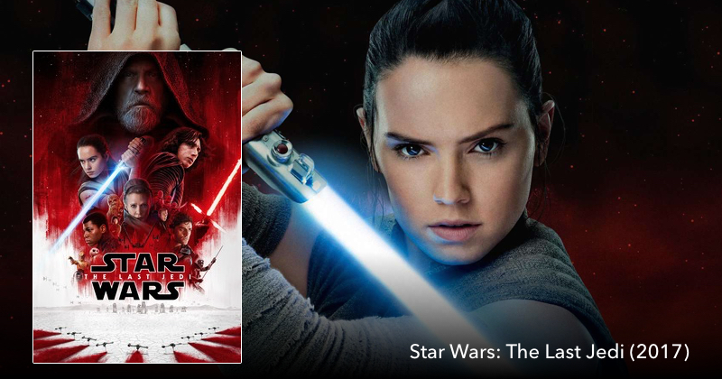 Listen to Star Wars: The Last Jedi on The Next Reel Film Podcast