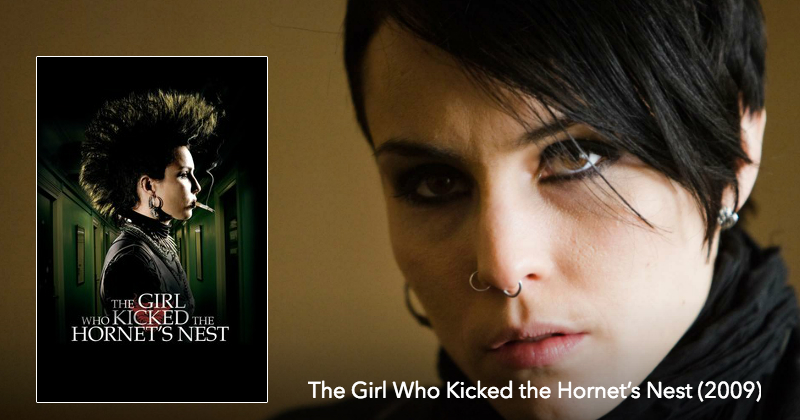 Listen to The Girl Who Kicked the Hornet's Nest on The Next Reel Film Podcast