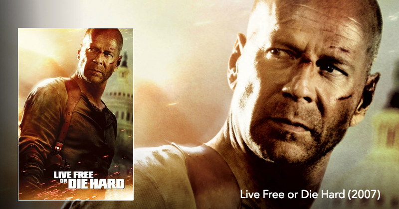 Listen to Live Free or Die Hard on The Next Reel Film Podcast