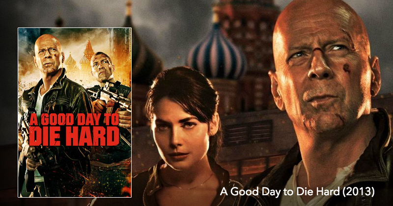 Listen to A Good Day to Die Hard on The Next Reel Film Podcast