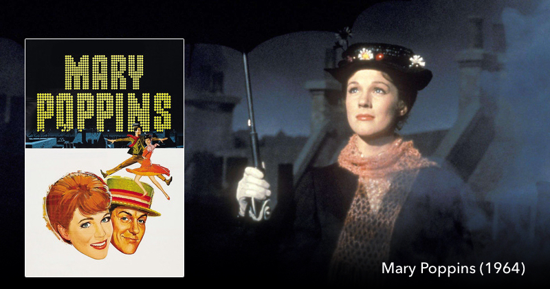Listen to Mary Poppins on The Next Reel Film Podcast