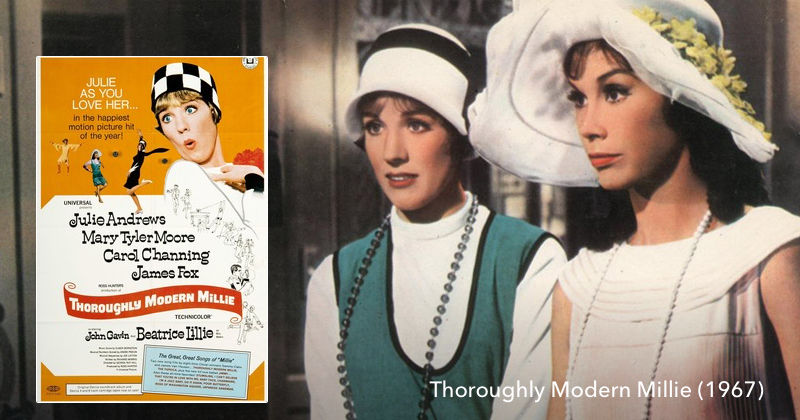 Listen to Thoroughly Modern Millie on The Next Reel Film Podcast