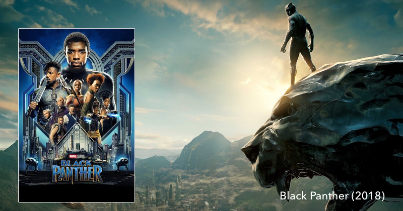 Listen to Black Panther on The Next Reel Film Podcast