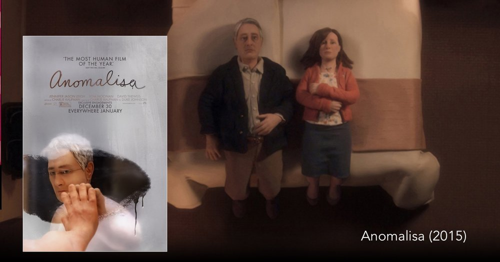 Listen to Anomalisa on The Next Reel Trailer Rewind Podcast