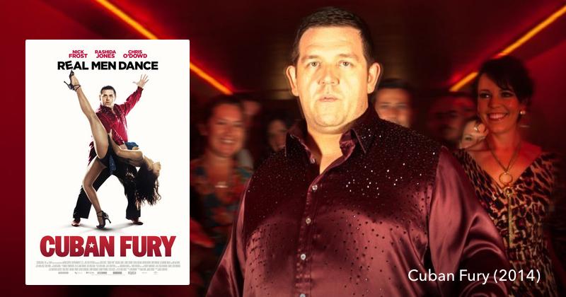 Listen to Cuban Fury on The Next Reel Trailer Rewind