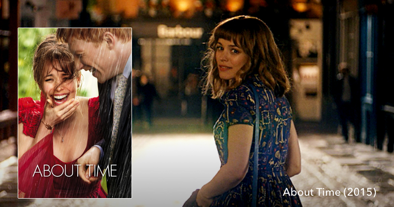 Listen to About Time on The Next Reel Film Podcast