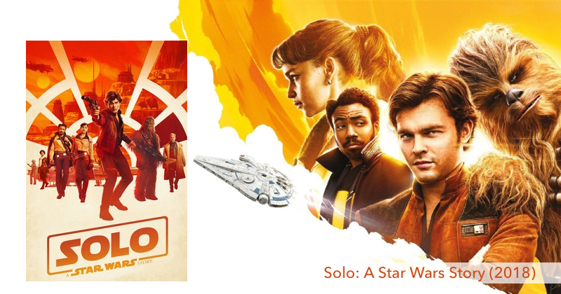 Listen to Solo: A Star Wars Story on The Next Reel Film Board
