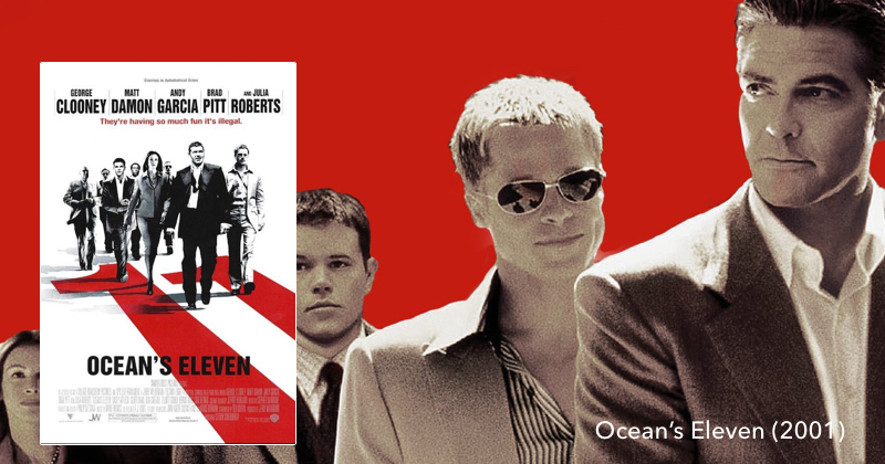 Listen to Ocean's Eleven on The Next Reel Film Podcast