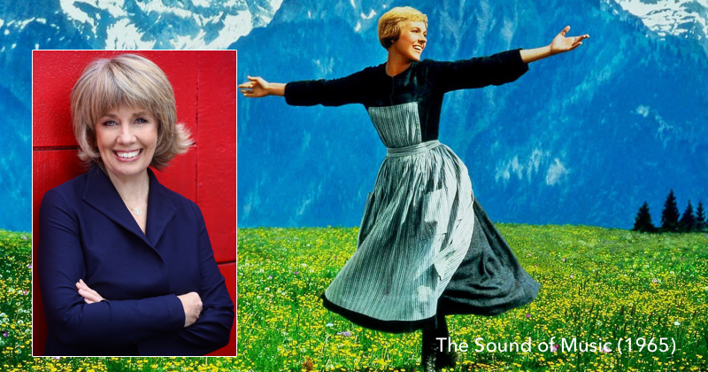 Listen to Catherine Hand talk about The Sound of Music on The Next Reel Speakeasy