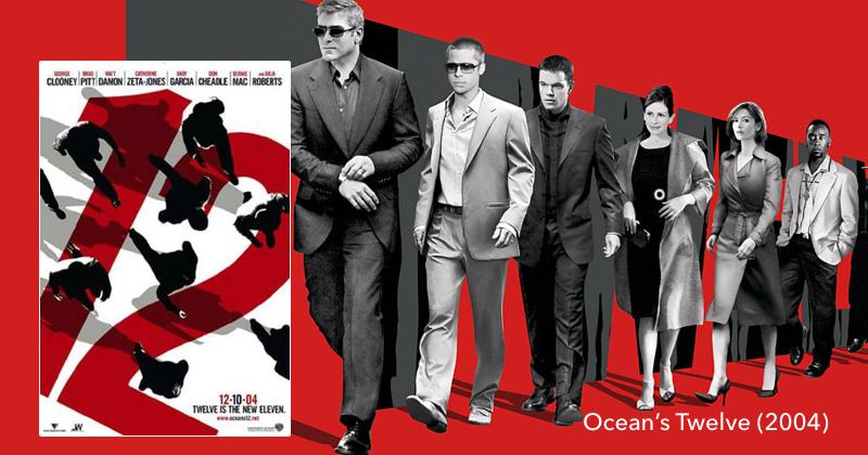 Listen to Ocean's Twelve on The Next Reel Film Podcast