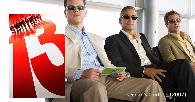 Listen to Ocean's Thirteen on The Next Reel Film Podcast