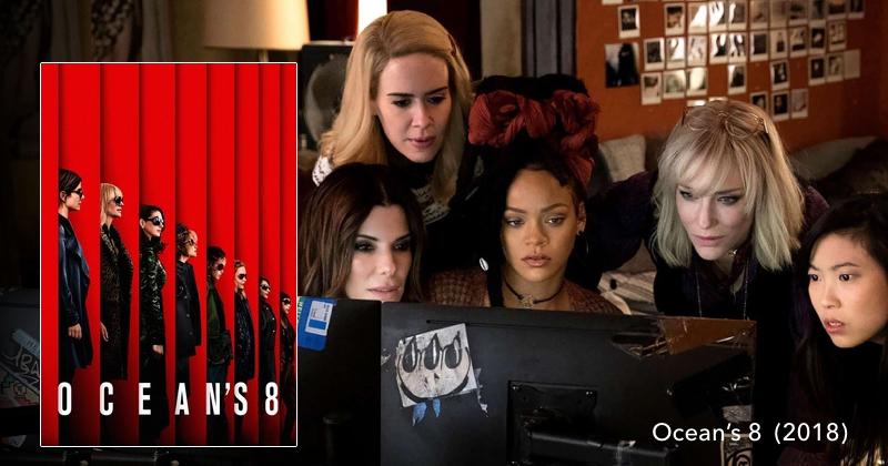 Listen to Ocean's 8 on The Next Reel Film Podcast