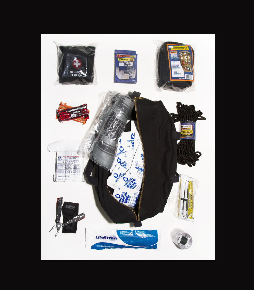 SP-Gear Bug Out Bag Level 2