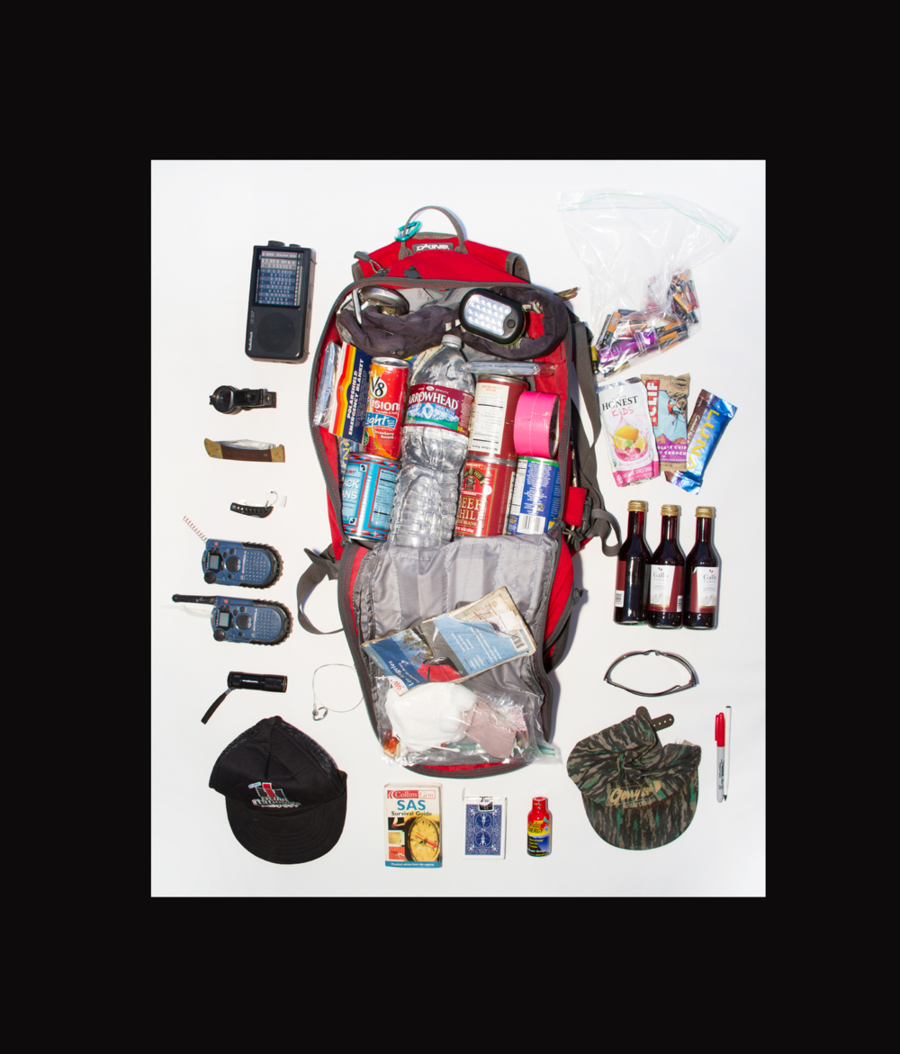 Sam's Bug Out Bag from Bug Out Bag