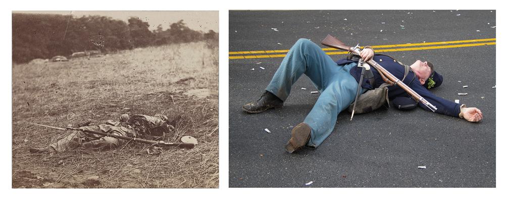 Federal Soldier Dead Comparison 2012