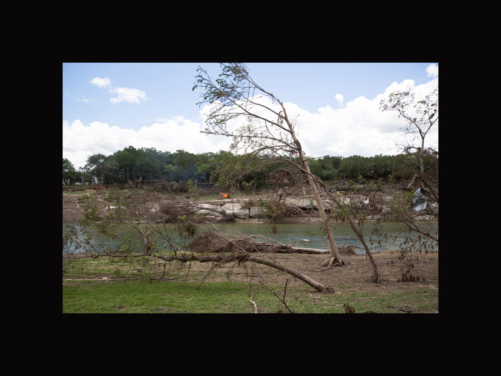 Wimberley, Texas After the Flood 2015