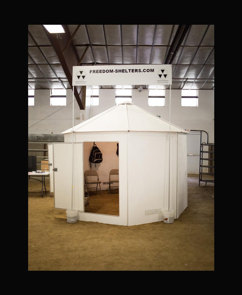 Freedom Shelter $3299, 2016