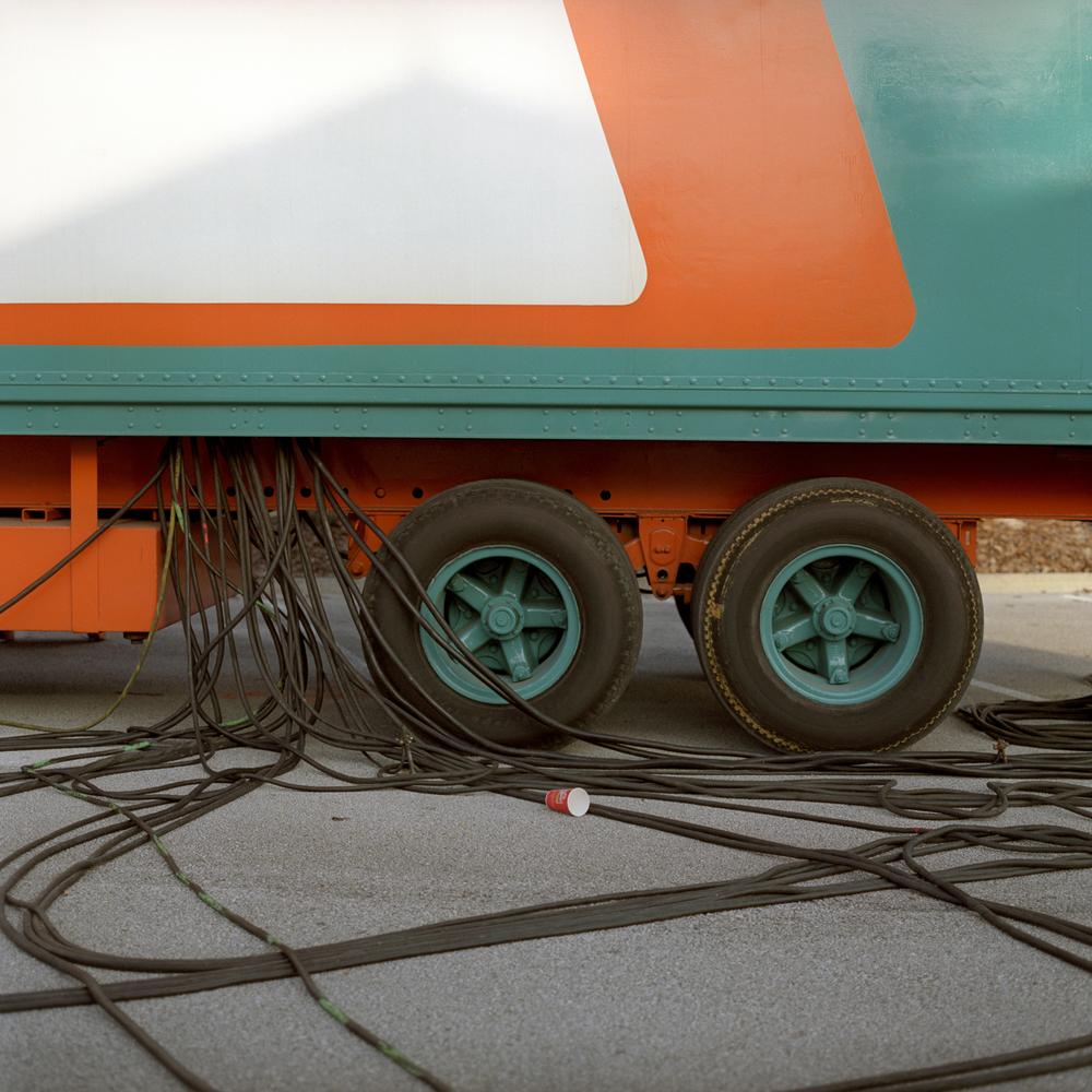 cable truck fair circus